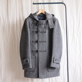 COMME des GARCONS HOMME - Duffle Coat ×Gloverall #gray