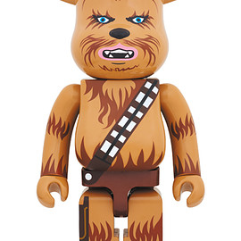 MEDICOM TOY - BE@RBRICK CHEWBACCA(TM)1000%