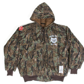 BBP - Double B.P. Smokey Branch Camo Jacket