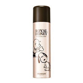 Skinfood - Royal Honey Essential Mist- SNOOPY LIMITED EDITION