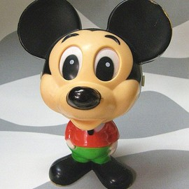 MATTEL - Talking Mickey Mouse Doll