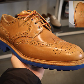 Mark McNairy New Amsterdam - Mark McNairy Footwear Autumn/Winter 2012 - With a Smile