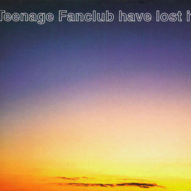 Teenage Fanclub - Teenage Fanclub Have Lost It [7 inch Analog]