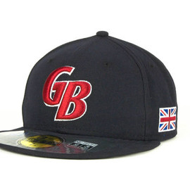 New Era - Great Britain New Era 2013 World Baseball Classic 59FIFTY Cap Hats