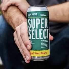 Seapine Brewing - Super Select IPA