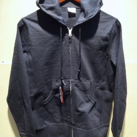 CAMBER - 8oz Max weight Jersey Zip Up Parka (Special Edition)