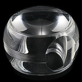 Paxton gate - Clear acrylic loupe