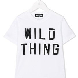 Dsquared2 Kids - Wild Thing Tシャツ