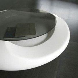 Astarte /Milano  - 70s space age coffee table