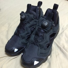 Reebok - Insta Pump Fury All Black
