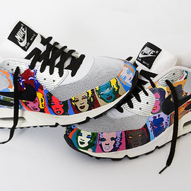 Nike - Pop Art print Nike Air Max 90