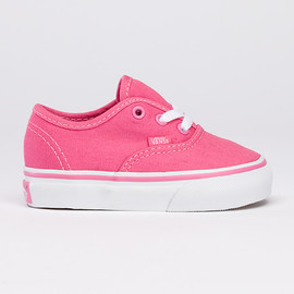 VANS - Canvas Authentic, Toddlers (Pink)