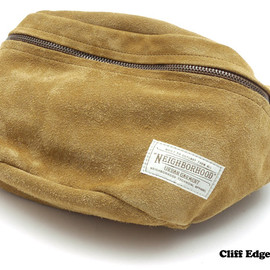 NEIGHBORHOOD - NEIGHBORHOODWB/CL-WAISTBAG(ウエストバッグ)BEIGE289-000040-016-【新品】【smtb-TD】【yokohama】