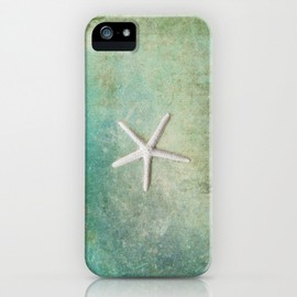 Society6 - single starfish by Sylvia Cook Photography