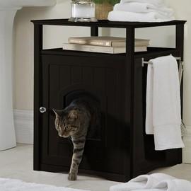Merry - Pet Products-Cat Washroom and Night Stand