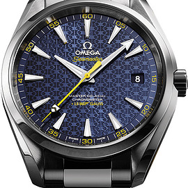 OMEGA - Seamaster Aqua Terra 150M: James Bond Limited Edition