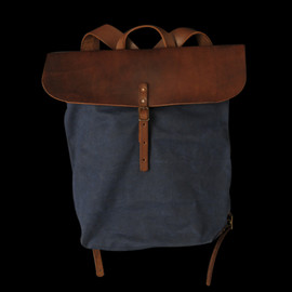 Stanley & Sons - Waxed Canvas Backpack