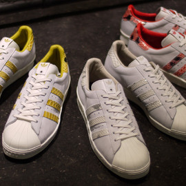 "adidas - adidas SUPER STAR 80S ""B.I.T.D."" ""LIMITED EDITION for CONSORTIUM"""