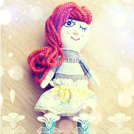 *People Tutu - Oh My Doll - vol.2 (we are brooches)