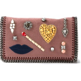 Stella McCartney - embellished Falabella