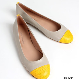 enamel slip on shoes