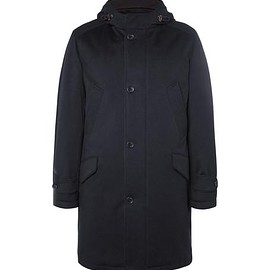 Loro Piana - Suede-Trimmed Storm System® Cashmere Parka