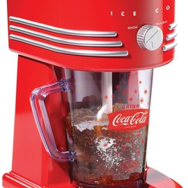 Nostalgia Electrics - Coca Cola FBS400COKE Frozen Beverage Maker