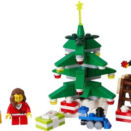 LEGO - 40058-1: Decorating the Tree