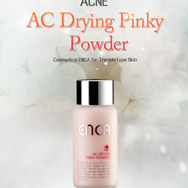 Enca - Enca AC Drying Pinky Powder