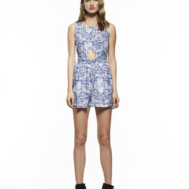 Alice McCall - Passing Compliments Playsuit