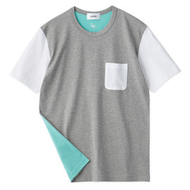 Aloye - Iconic Girls #3 / Short-Sleeve Pocket T-Shirt