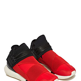 Y-3 - Y-3 Qasa High Sneakers