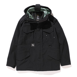 Stussy - GORE-TEX® Field Jacket - Black
