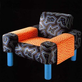 George Sowden, Oberoi Armchair, for Memphis, 1981 - George Sowden, Oberoi Armchair, for Memphis, 1981