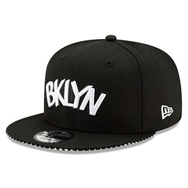 NEW ERA, Eric Haze - BROOKLYN NETS - 'BKLYN' STATEMENT 9FIFTY SNAPBACK CAP