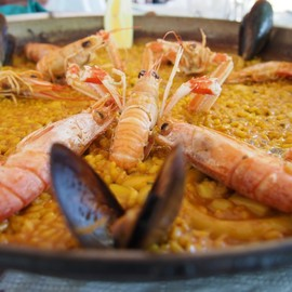 Ibiza, Spain - Restaurante Can Salinas