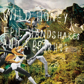 Wild Honey - Epic Handshakes and a Bear Hug cover art