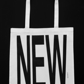 NEW TENDENCY - NEW TOTE BAG