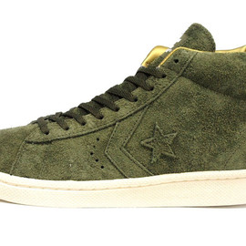 CONVERSE - XL PRO-LEATHER SUEDE ML HI 「XLARGE」