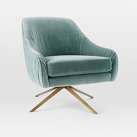 west elm - Roar + Rabbit Swivel Chair