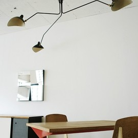 Serge Mouille - Ceiling light