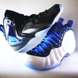 Nike - NIKE AIR FOAMPOSITE ONE & LIL PENNY POSITE SHOOTING STARS PACK