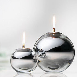 MENU - Round Oil Lamp by Pernille Vea