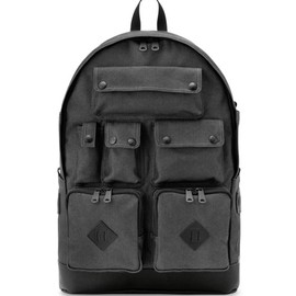 White Mountaineering - Multi-pocket daypack PORTER x White Mounteneering