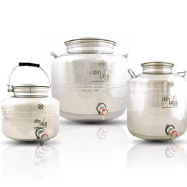 Dinuba Water - Stainless Steel Water Containers