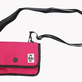 Chums - CHUMS Game Pouch Sweat (Pink)