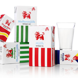 Arla - Milk package