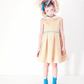 Dress Penny | Little Miss Y