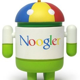 Google - Android Mini Collectible Series 02 Noogler