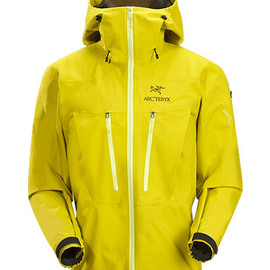 Arc'teryx - Alpha SV Jacket Men's - Revised Brimstone